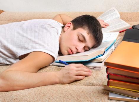 teenage sleep